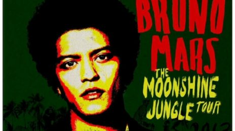 Watch:  Bruno Mars Unmasks 'Moonshine Jungle' World Tour Dates