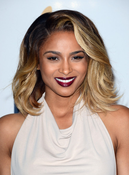 clive davis grammy 2013 ciara Hot Shots: Stars Shine At Clive Davis Pre Grammy Gala 2013