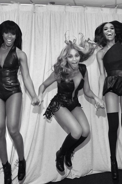 destinys child 2013 Watch: Beyonce Dishes On Destinys Child Reunion On Extra