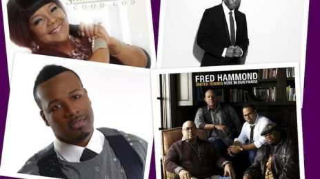 The Overflow (Gospel RoundUp):  Shirley Caesar, Fred Hammond, Joshua Rogers