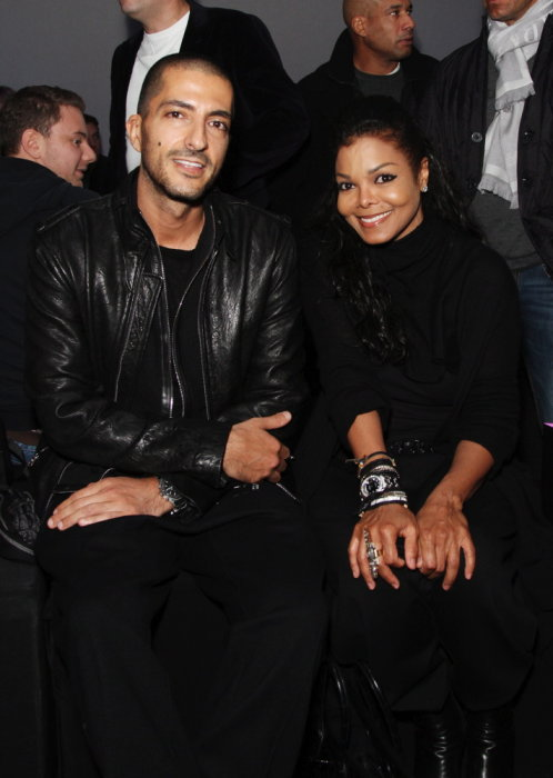 Janet Jackson Married