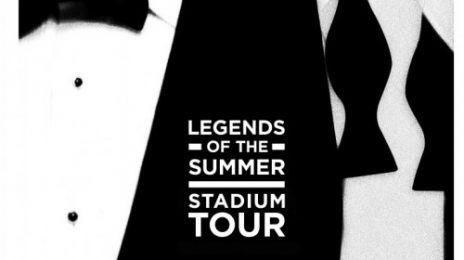 It's Official: Justin Timberlake & Jay Z Announce 'Legends Of The Summer Tour'