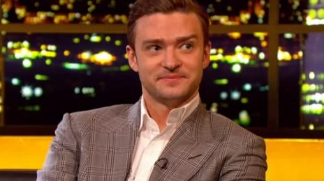 Watch: Justin Timberlake Talks Music, Movies, & Marriage With 'Jonathan Ross'