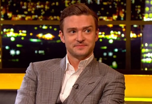 justin timberlake jonathan ross Watch: Justin Timberlake Talks Music, Movies, & Marriage With Jonathan Ross