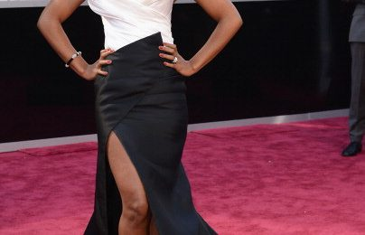 Hot Shot: Kelly Rowland Stuns At Oscars 2013