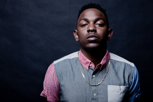 kendrick lamar promo e1361964261316 Watch: Kendrick Lamar Performs Poetic Justice On Letterman