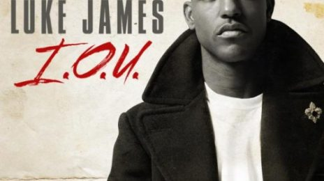 New Song: Luke James - 'I.O.U'