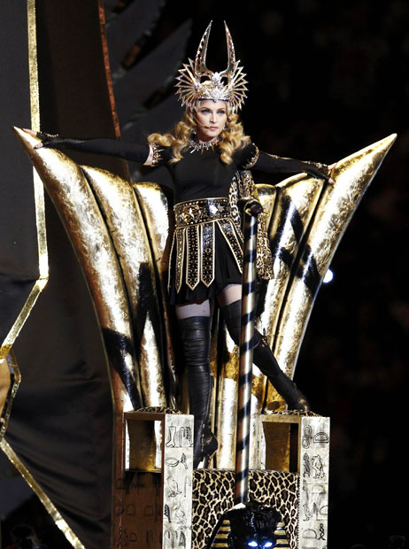 madonna superbowl That Grape Juice TVs Top 5 Super Bowl Performances!