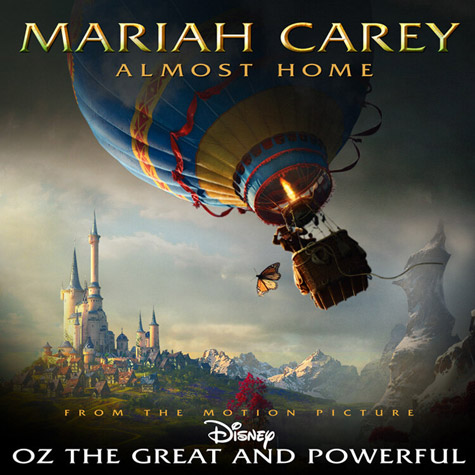 mariah almost home New Song:  Mariah Carey   Almost Home