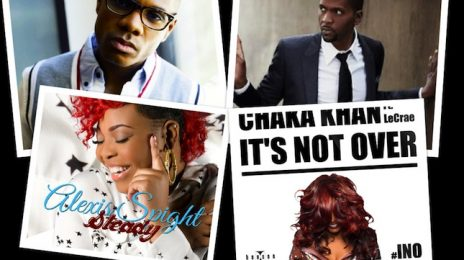 The Overflow (Gospel RoundUp):  Chaka Khan, Kirk Fraklin, Alexis Spight