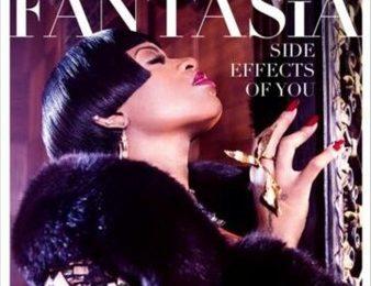 Hot Shot:  Fantasia Unveils New Album Cover?