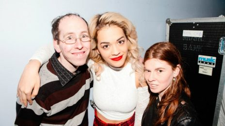 Hot Shots: Rita Ora Meets 'Rita Bots' On 'Radioactive Tour'