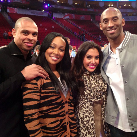 slam dunk contest 2013 6 Hot Shots:  Beyonce, Alicia Keys, Letoya Luckett, Monica, and More Make Rounds For NBA All Star Weekend
