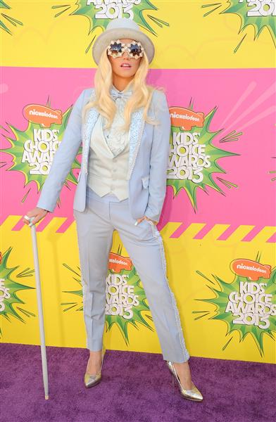 107968 original Nickelodeon Kids Choice Awards 2013 :  Red Carpet Arrivals