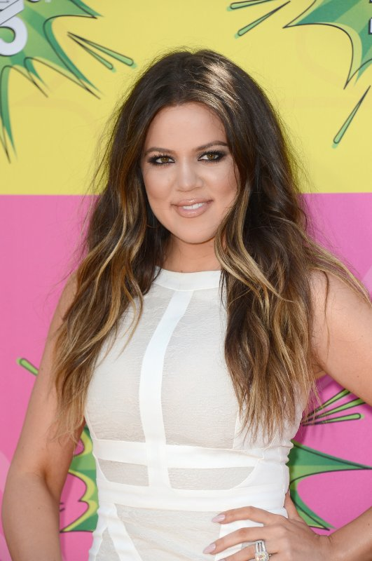 164411543 khloe kardashian Nickelodeon Kids Choice Awards 2013 :  Red Carpet Arrivals