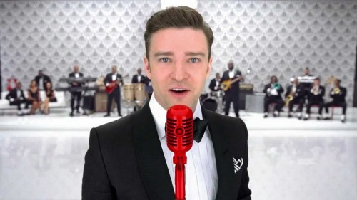 2013 justin timberlake promo e1363427905407 Watch: Justin Timberlake Performs Hits Medley On His Fallon Finale