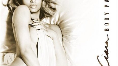 Hot Shot: Ciara Sizzles For 'Body Party' Single Cover