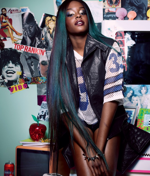 AZEALIA BANKS THAT GRAPE JUICE2 New Song  Azealia Banks   Yung Rapunxel