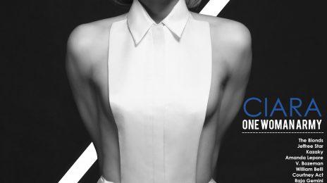 Hot Shots: Ciara Takes 'One Woman Army' To 'Annex Magazine'