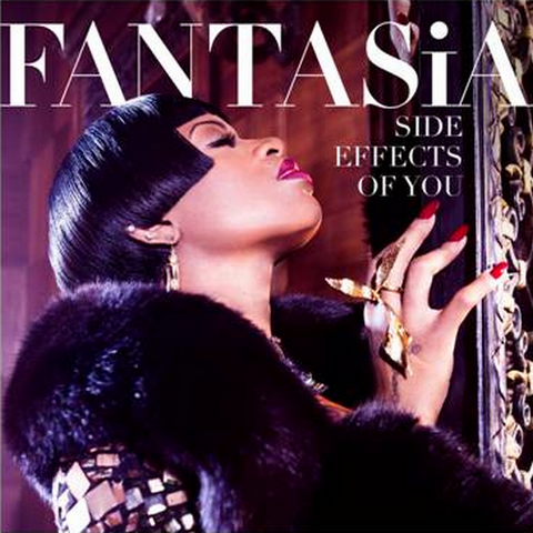 Fantasia Side Effects of You Exclusive First Look: Fantasia Hits Studio With Harmony (Video)