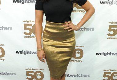 Hot Shots:  Jennifer Hudson's the Highlight Of 'Weight Watchers' 50th Anniversary Event