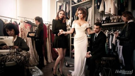 Hot Shots: Jennifer Lopez Stuns In The Hollywood Reporter