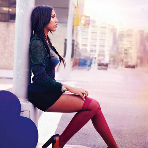 MELANIE FIONA THAT GRAPE JUICE Watch: Melanie Fiona   Started From The Bottom (Drake Remix)