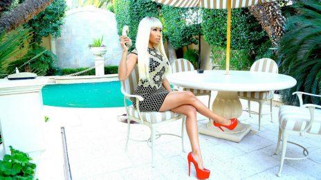 Rihanna & Nicki Minaj Dominate 'Most Streamed Female Artist' Lists