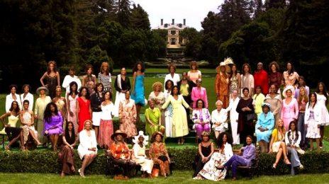 """Retro Rewind:  Diva Mic Toss At Oprah's """"Legends Ball"""""""