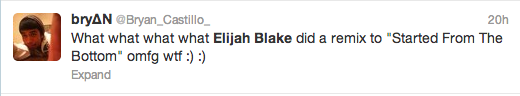 Screen Shot 2013 03 17 at 14.02.05 Started From The Bottom: Elijah Blake Makes Digital Gains Ahead Of Debut Album