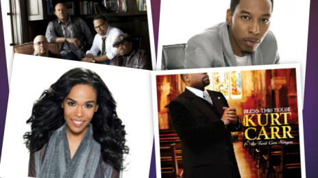 The Overflow (Gospel News Round-Up):  Michelle Williams, Kurt Carr, Deitrick Haddon, & Fred Hammond
