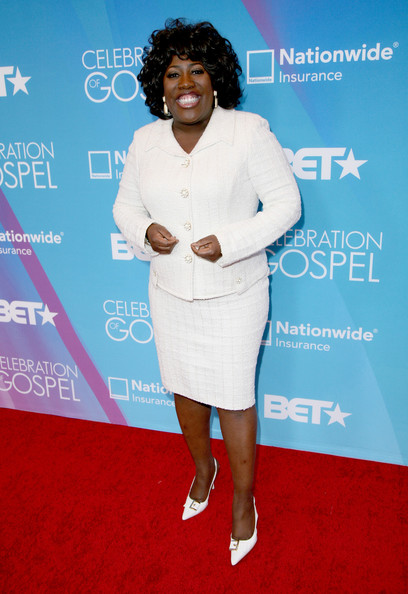 Sheryl+Underwood+BET+Celebration+Gospel+2013+7gU ZANKl0Dl Hot Shots:  Tamar Braxton Amongst Stars Shining on BETs Celebration of Gospel Red Carpet (2013)