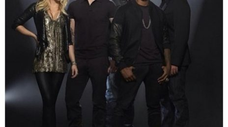 Watch: Usher & Shakira Perform 'Come Together' On The Voice