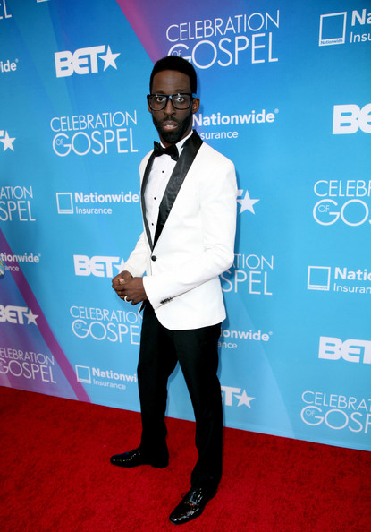 Tye+Tribbett+BET+Celebration+Gospel+2013+Red+1lgyEhR3 Ucl Hot Shots:  Tamar Braxton Amongst Stars Shining on BETs Celebration of Gospel Red Carpet (2013)