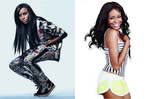 angel haze azealia beef Azealia Banks & Angel Haze End Feud    Somewhat