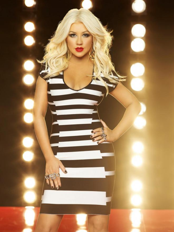 Christina Aguilera At Last