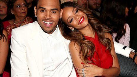 Chris Brown Collabs With Rihanna & Kendrick Lamar For 'X' Album?