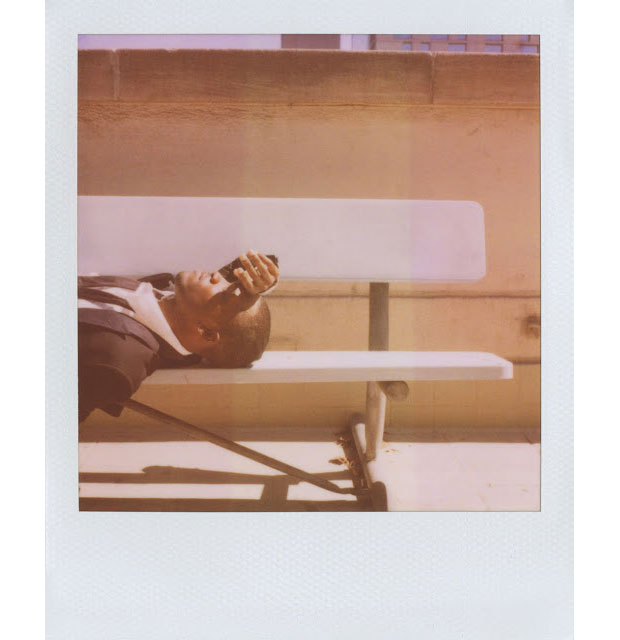frank3 Winning: Frank Ocean Nabs Major Modelling Contract