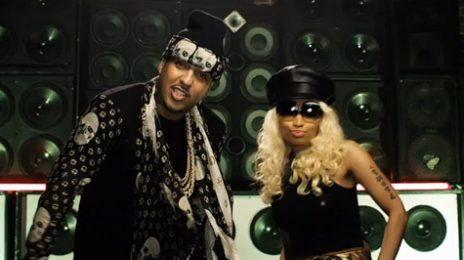 New Video: French Montana - 'Freaks (Ft Nicki Minaj)'