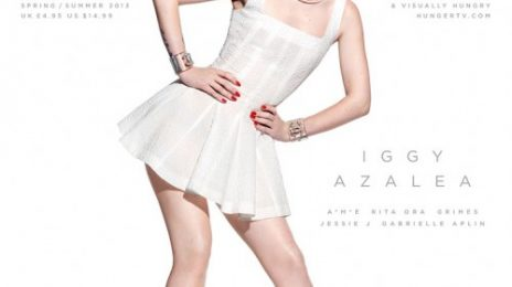 Work: Iggy Azalea Glams Up For 'Hunger'