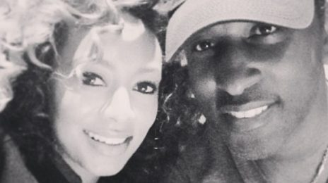 Hot Shots: Keri Hilson Hits Studio With Babyface