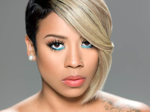 keyshia cole that grape juice Keyshia Cole Kick Starts New Album?