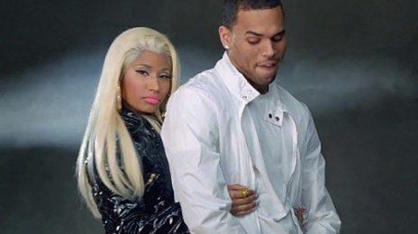 Chris Brown Announces Nicki Minaj Feature On New Album 'X'