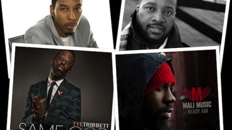The Overflow (Gospel News Round-Up):  Mali Music, Tye Tribbett, Deitrick Haddon, & Marvin Sapp
