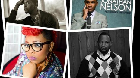 The Overflow (Gospel News Round-Up):  Donald Lawrence, Hezekiah Walker, Jonathan Nelson, Alexis Spight