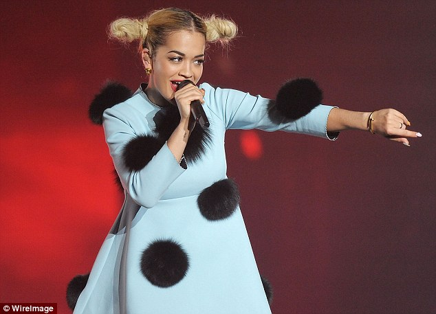 rita ora that grape juice Watch: Rita Ora Wows Tokyo With Fashion Week Outing / Dominates Japanese TV
