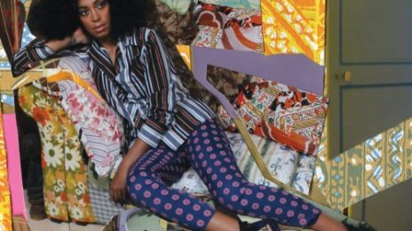 Solange Unwraps New 'True' EP Cover {Physical Edition}