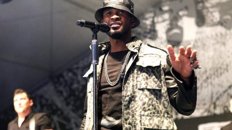 Watch:  Usher Surprises SXSW With Hits Medley