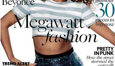 Hot Shots: Beyonce Storms British Vogue: 'I'm A Modern Day Feminist'