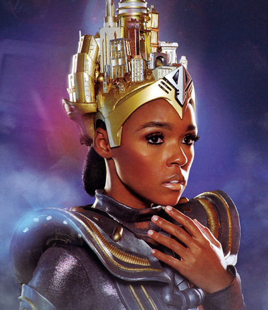 JANELLE MONAE THAT GRAPE JUICE Janelle Monae Enlists Erykah Badu For New Single!